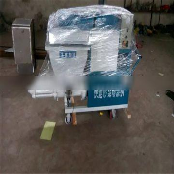5m3/h Plunger Type Small Cement Mortar Plastering Machine
