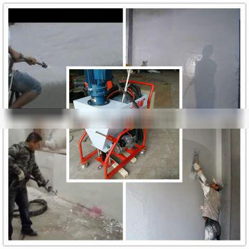 lacquer putty spray wall machine/plaster machine for spray putty/coating/paint