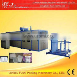 Factory Direct Sale PS Lunch Box Vacuum Forming Machine
