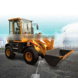 Hydraulic joystick control 1.2tons China multifunction agricultural farm tractor with front end loaderZLY916A