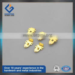 Custom small precision stamping parts for electric parts