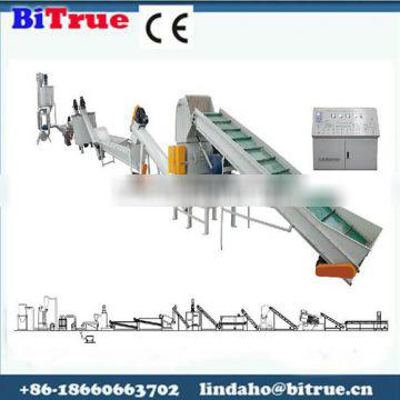 polycarbonate recycling plastic recycling line