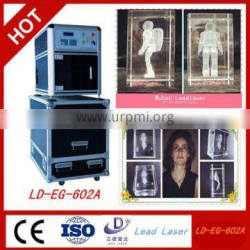 2014 hot Christmas engraving crystal customized gift machine for family on sale