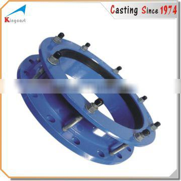 Custom products bestseller cast iron bottom flange adaptor casting