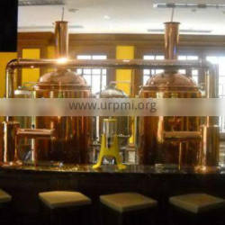 200L red copper bars brewery, Draft Beer brewing fermenters, brewery plant,craft beer brewing system