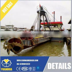 Hydraulic Cutter Section Dredger , hydraulic mud pump