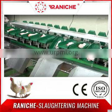 Poultry Meat Weigh Grader