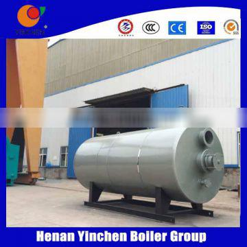 Factory!!! Advanced Technology 4 Pass Horizontal Thermal Oil Heater On Sale