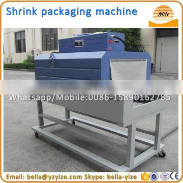 Automatic shrink packing machine price for soap cigarette and bottle packaging