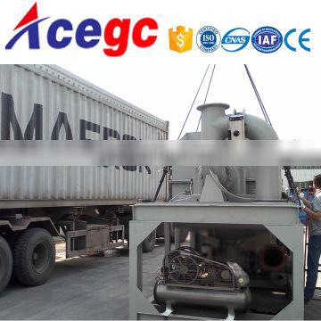 Gravity separator gold continuous centrifuge concentrator machine