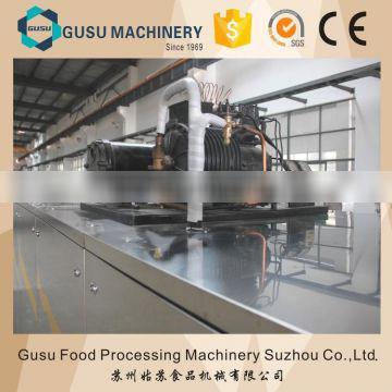 electric control chocolate bean rollers forming making machine