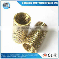 32MM bronze ball retainer for linear motion