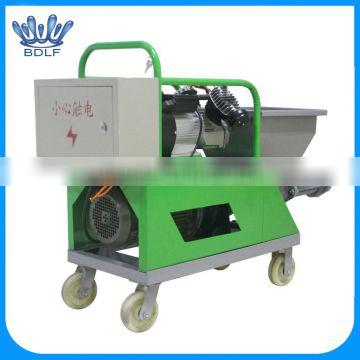 Dry Mortar Spray Plaster Machine for wall plaster