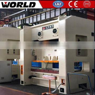 110ton new punch press machine for tinplate with CE
