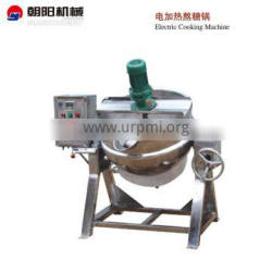 Electric Cooker Machine for Candy Production Line