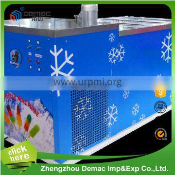 Hot Sale Fruit Popsicle Making Machine Commercial