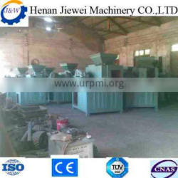 industrial briquette charocal production line from chinese professional manufacturer