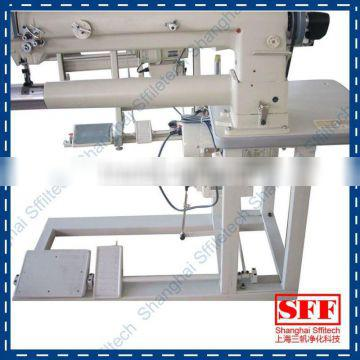 long /short arm sewing machine for industrial use