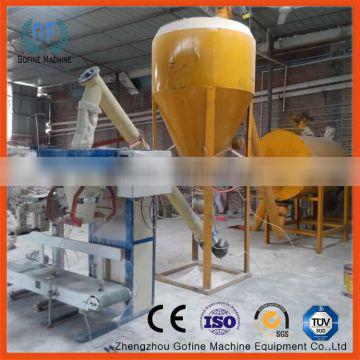wall putty powder mixing production plant