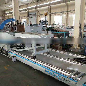 Arbitrary Angle Double-head Cutting Saw CNC