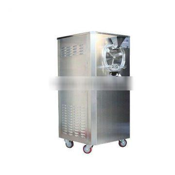 Hot sale 65L capacity hard ice cream machine/batch freezer with France Compressor and competitive price