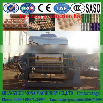 Recycle paper egg tray machine/Paper Mold Egg Tray Machine/paper plate making machine