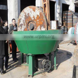 Hot Sale Gold Panning Equipment Gold Roller Pan Mill Machinery