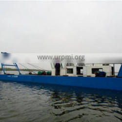 Hot sale Cutter Suction Sand Dredger/gold dredger/soil dredger with competitive price
