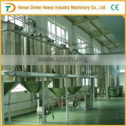 Edible oil refining machine copra cooking oil refinery plant