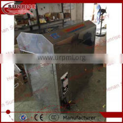stainless steel electric cacao roasting machine