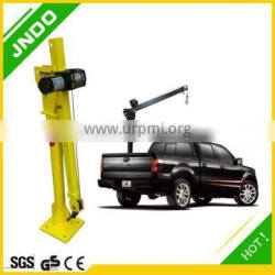 Pickup Truck JIB engine hoist crane mount pwc dock lift davit