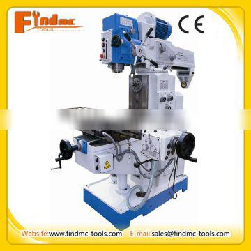 Hot sale high quality CE standard XZ6326 drilling and milling machine, vertical milling machine