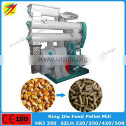 Chicken feed pellet mill SZLH320 with factory price