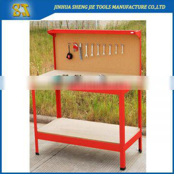 metal stainless steel workbench, tool stand