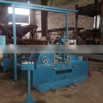 Screw blade cold rolling mill (S)