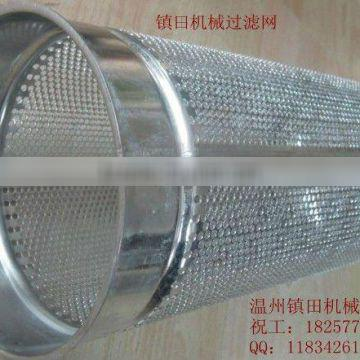 percolator filter mesh