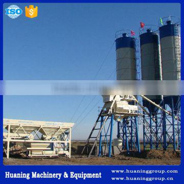 Reasonable Structure Electric Used Machinery Concrete Batching Plant 75m3/h