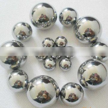 Chrome steel ball ( SGS approved )