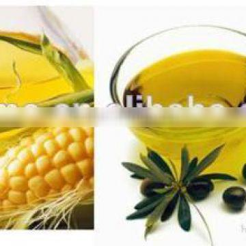 Diatomaceous earth for vegetable oil