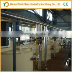 Reliable reputation of sesame cooking oil refinery machine with low price
