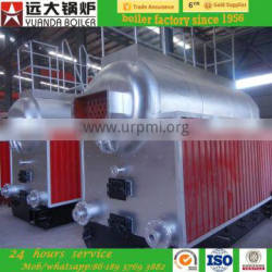 What size boiler room should be built for 2ton coal fired steam boiler