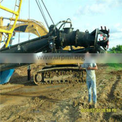 Singapore 8 inch cutter suction sand and mud dredger for sale