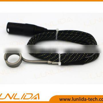 Coil heater for enail with 20mm black kevlar or fiberglass