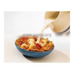 DP70 best price and CE certificate breakfast corn flakes production line/globle supplier in china