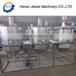 used oil re-refining plant
