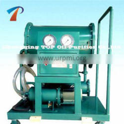 TOP Portable Fitering Waste Diesel Oil or Light Fuel by quickly Dehydrating/Degassing/Purifying