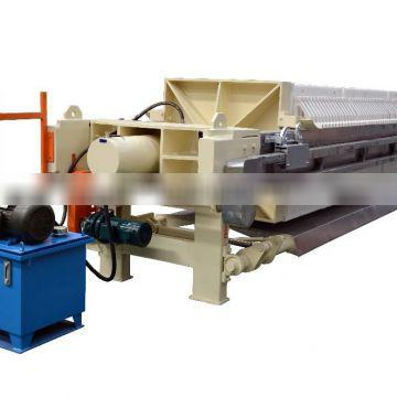 Membrane Filter Press, Most Effective Dewatering Solution