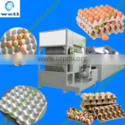 Hot sale low cost egg tray forming machine