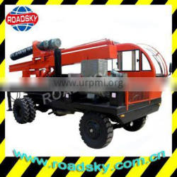 Truck-Mounted Rotary Pile Driving Rigs For Power Construction