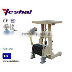 CE Veshai strong lift table with double cylinder FAT-100/16DC